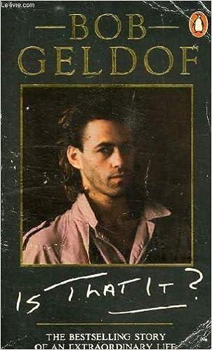 Libros gratis para leer sin descargar.Is That It? by Bob Geldof (Spanish Edition) PDF