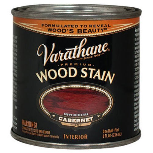 bright red wood stain - 9