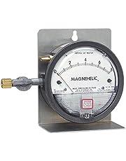 Dwyer Stand-Hang Bracket, Aluminum for Magnehelic Gauge