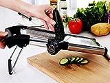 URBAN DEPOT Chef Grade Mandoline Adjustable Blade Slicer,,...