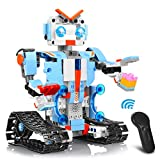 AOKESI Remote Control Robot Building Blocks Educational Kit Engineering STEM Toys Kids Learning Toys Intelligent Gift(351 Pieces)