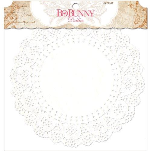 BoBunny Paper Doilies 8.5