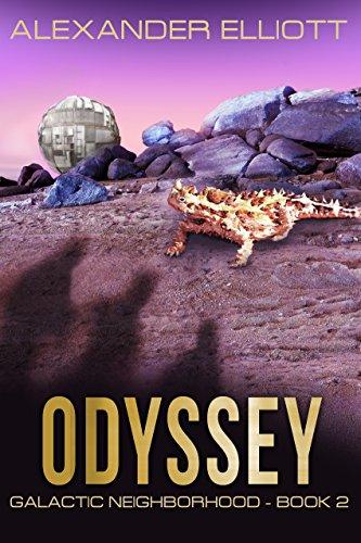 Odyssey (Galactic Neighborhood Book 2)