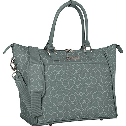 ninewest-womens-allea-bag-travel-tote-black-silver-one-size