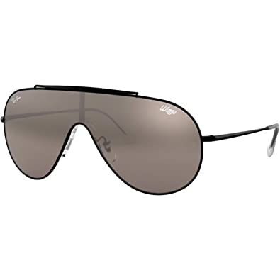Amazon.com: Ray-Ban RB3597 - Gafas de sol con alas, 1.299 in ...