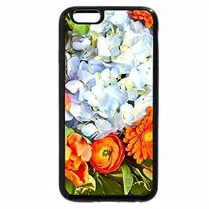 iPhone 6S Plus Case, iPhone 6 Plus Case, Flowers