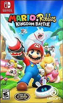 Mario + Rabbids Kingdom Battle - Nintendo Switch     - Amazon com