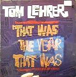 Tom Lehrer: That Was The Year That Was [VINYL LP] [MONO]