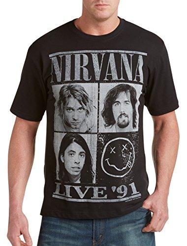 Buy nirvana t shirt dress - 7