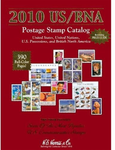US/ BNA 2010 Postage Stamp Prices: United States, United Nations, Canada, & Provinces: Plus: Confederate States, U.s. Possessions, U.s. Trust ... Postage Stamp Catalog) (Us Bna Stamp Catalog) (Cost Of Postage To Canada From Us)