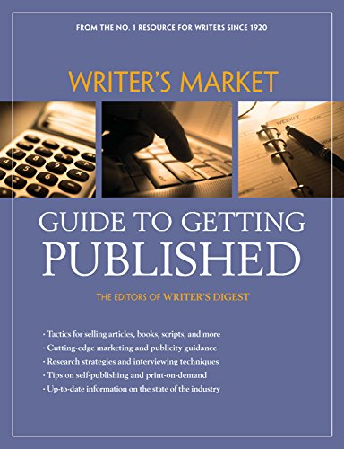 List of the Top 10 writers market guide to getting published you can buy in 2019