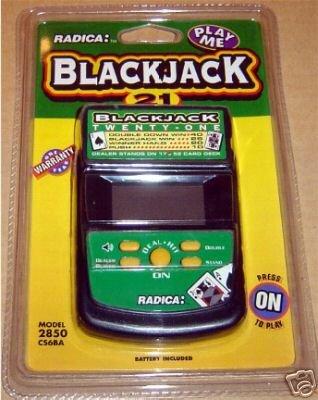 Radica BlackJack handheld