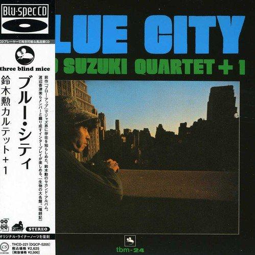 - Isao Suzuki - Blue City [Japan LTD Mini LP Blu-spec CD] THCD-221