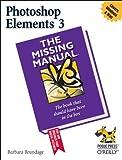 Photoshop Elements 3, Binder, Kate, 0596004532