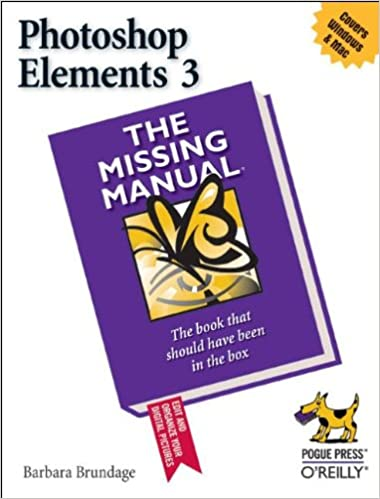 Photoshop Elements 3: The Missing Manual - Ebooks