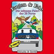 Die seltsame Fahrt der 20 Nerze: Ihr zehnter Fall (Eugen & Ede 10) | Olaf Franke, Tim Thomas
