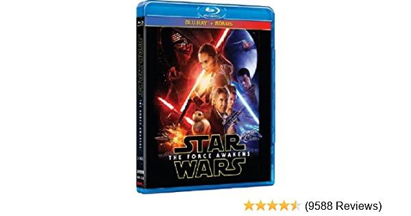 Amazon.com: Star Wars: The Force Awakens (2 Disc Edition ...