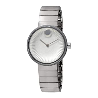 dc02f3e30 Image Unavailable. Image not available for. Color: Movado Edge Women's 34  mm Watch 3680015