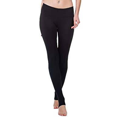 0ba28a26e5e75 Amazon.com: HOMES1 Leggings for Women Pants Running Mujer Gym Tights ...