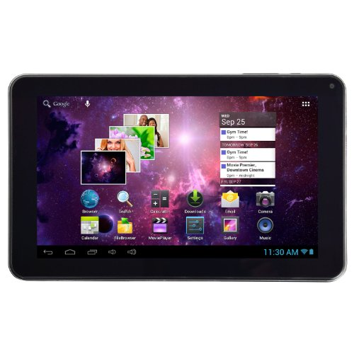 TMAX TM95775 9in HD-G Dual Core 8GB Android Tablet (Renewed)