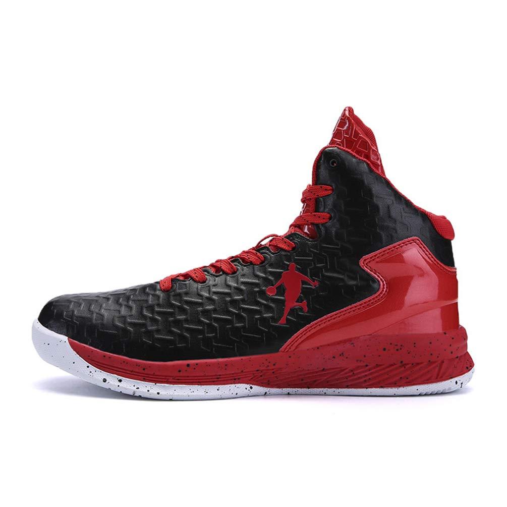 Männer Basketball Schuhe High-Top-Dämpfung Licht Anti-Skid AtmungsAktive Outdoor-Sportschuhe Man Sneakers