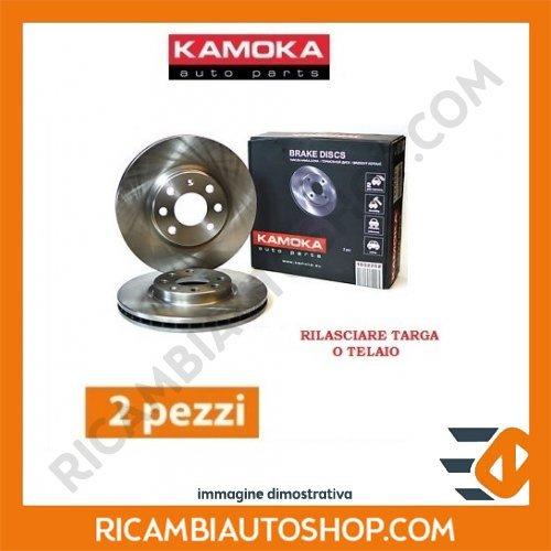 KAMOKA 103516 Rotors de Disque de Frein