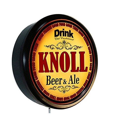 (KNOLL Beer and Ale Cerveza Lighted Wall Sign)