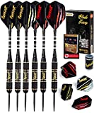 IgnatGames Steel Tip Darts Set -...
