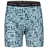 ExOfficio Men's GNG Printed Boxer Brief - Fly Fishing - S