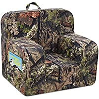 Kangaroo Trading Mason GrabNGo Chair (2 Pockets) Mossy Oak Country Childrens