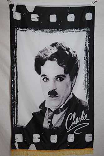 "Sir Charles Spencer ""Charlie"" Chaplin Movie Star Garage Base"