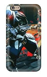 Diy Yourself Flexible Tpu Back case cover For Iphone 6 - Ninja QrGCTo3RUTw Gaiden Fantasy Anime Warrior Sword Battle Dark Zombie Blood