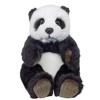 Amazon Com Toys R Us Plush Wwf 6 Inch Stuffed Animal Panda Toys