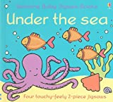 Under the Sea Baby Jigsaw Book, Fiona Watt, 079451314X