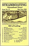 img - for Steamboating (Steamboat News) Jul/Aug 1989 (periodical bimonthly) (periodical bimonthly) book / textbook / text book