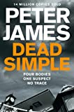 Front cover for the book Dead Simple by Peter James