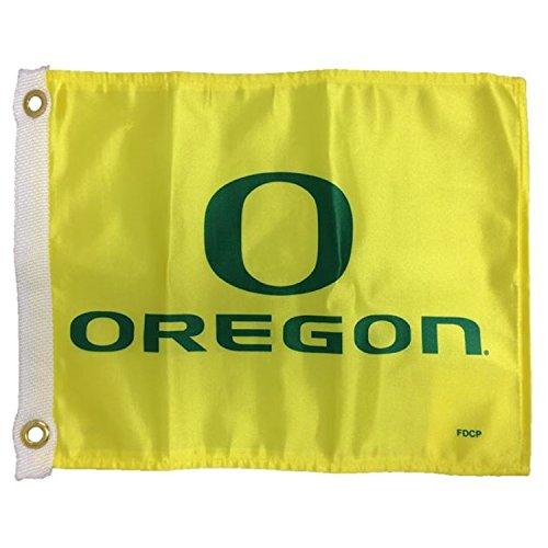 - NCAA Oregon Ducks Boat/Golf Cart Flag