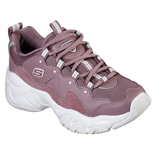 Skechers D'Lites 3 Zenway Womens Sneakers Purple 8.5