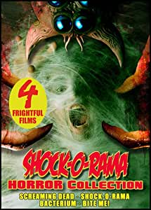 Shock-O-Rama Horror Collection: 4 Movies on 4 DVDs