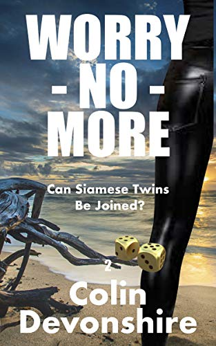 Worry No More (No Worries Book 2) by [Devonshire, Colin]