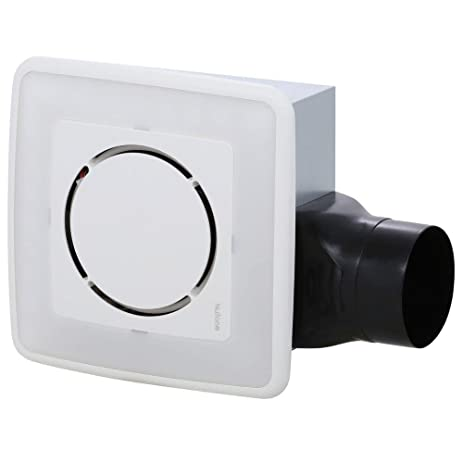 51IFwjqjXzL._SY463_ amazon com broan 791lednt white 100 cfm 1 5 sones ceiling mounted  at gsmx.co