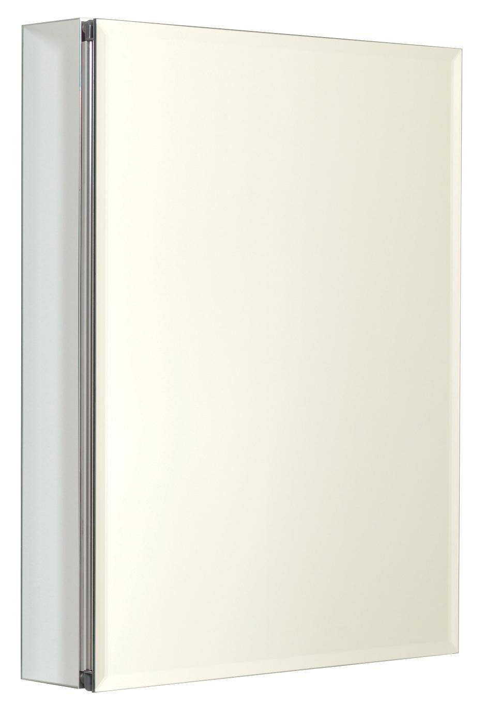 Amazon.com: Zenith MRA2026, Beveled Mirror Medicine Cabinet, 20 Inch,  Frameless: Home U0026 Kitchen