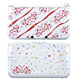 GAMETECH 3DS XL -WaSaBi- Clear Crystal Cover Spider Lily by GAMETECH