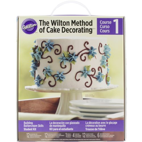 Wilton Student Decorating Kit Course 1- Discontinued By - Outlet Wilton