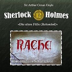 Eine Studie in Scharlachrot (Sherlock Holmes - Die alten Fälle 12 [Reloaded])