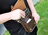 Leather Case Bag for GPD Pocket 2 Stylish 7 Inch