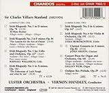 Irish Rhapsodies 1-6 / Clarinet Concerto / Oedipus Rex Prelude / Concert Piece for Organ & Orchestra