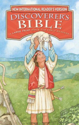 NIrV, Discoverer's Bible for Early Readers: Revised Edition, Hardcover