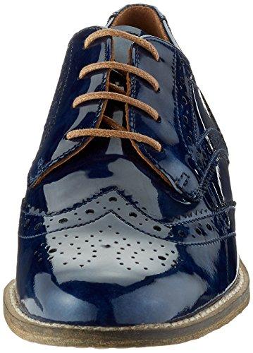 ara Kent, Zapatos de Cordones Derby, Mujer Azul (Blau)