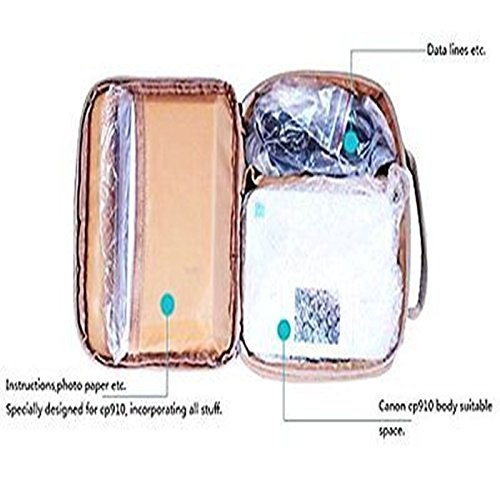 Portable Carry Case bag for Canon Selphy CP910 CP1200 CP900 CP810 CP800 Photo Printer